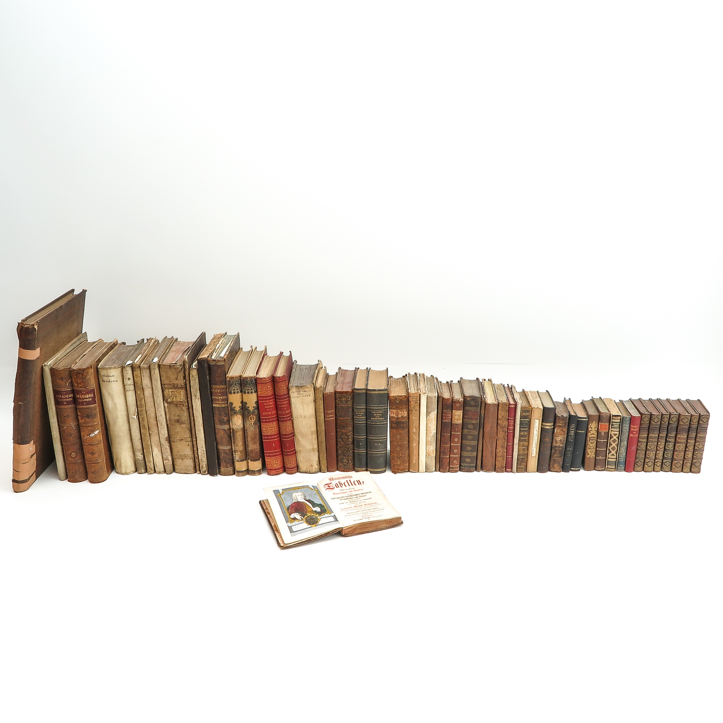 A Collection of Old Books