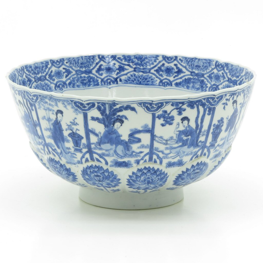 18th Century China Porcelain Bowl