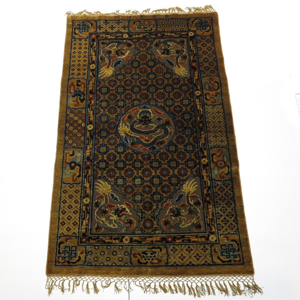 Imperial Chinese Carpet